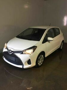 2016 Toyota Yaris LE GR.ELECTRIQUE+ AIR CLIMATISE+ BLUETOOTH+ CR