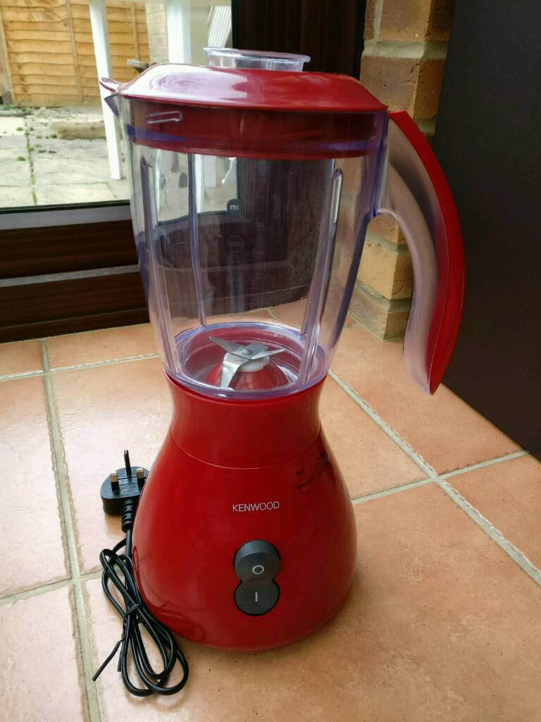 Kenwood Blender Used twice