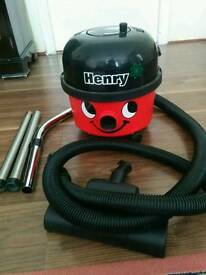 Henry Vacuum Hoover