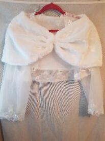 Ivory Wedding dress size 20-22