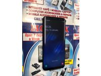 Samsung Galaxy S8 64GB Unlocked Black 4GB RAM Good Working Condition