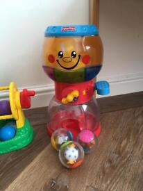 Fisher price gum ball
