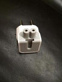 Plug Apple attachment europe