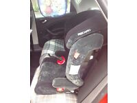 Recaro ISAfix Car Seat Groups 2 & 3.