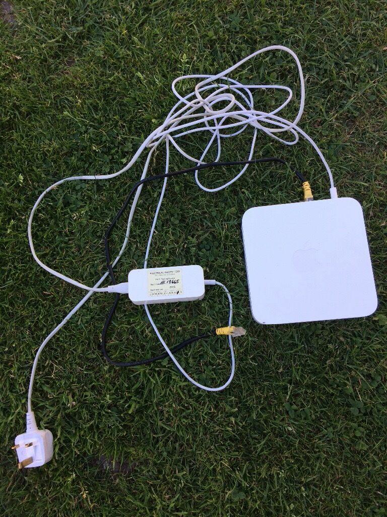 Apple modem20in Sheffield, South YorkshireGumtree - Apple internet modem wifi box in good working order. Apple £20. 07973746799