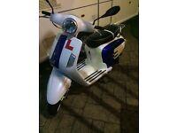 Wk ballissima 50cc moped