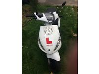 50cc scooter 10month MOT