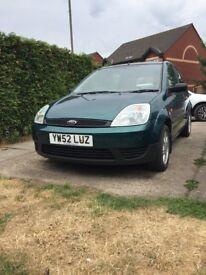 Ford Fiesta lx 1.4