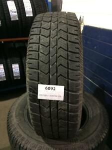 PNEUS D HIVER -USED TIRES 245/70R17-24570R17  ARTIC AW WINTER XSI  80.00$ CHAQUES