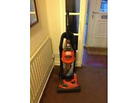 Vax hoover Turbo force 1700w. Has all tools