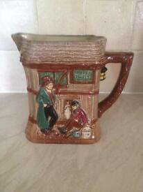 royal doulton Oliver Twist jug from the dickens collection