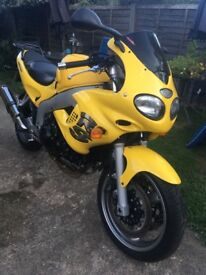 Triumph 955i RS, One owner, low miles, great sports tourer!