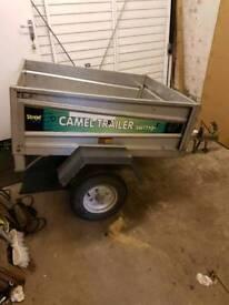 Camel trailer same as erde 102