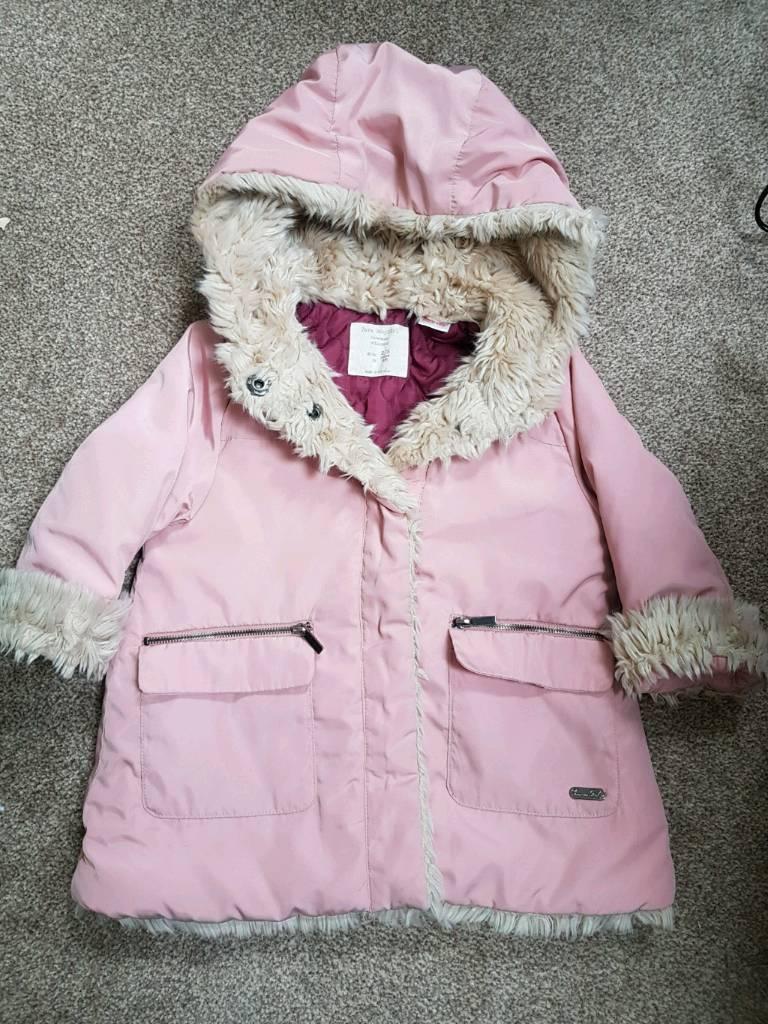 f15e456c3 Baby girl winter coat Zara 2-3 years | in Walsall, West Midlands | Gumtree