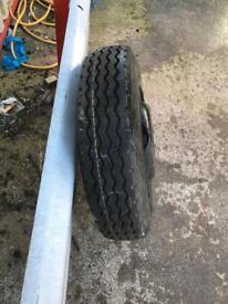 Goodyear truck tyre