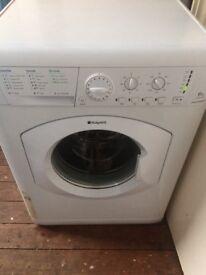 Hotpoint 6kg washer washing mashine