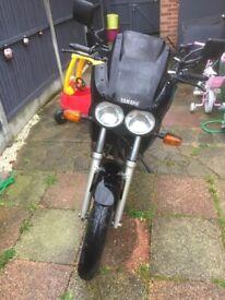 Yamaha, TDR, 2002, 125 (cc)