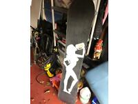 Salomon Snowboard 159