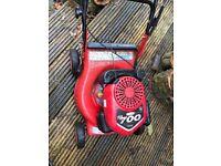 Rover Petrol Lawnmower