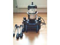 Salamander CT60BU Shower Pump