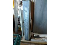 Tile Skirting - Grey 1mtr Long (20 no)