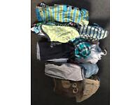 35+ boys clothes bundle 6-12mths