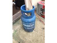 Calor Gas 7kg with gas and adapter