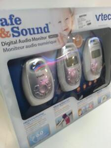 VTech Audio Monitor. We Sell Used Electronics. (#50921) JE623467