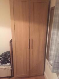 Excellent condition John Lewis wardrobe