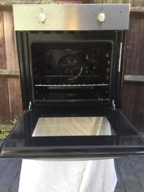 Proline in-built oven