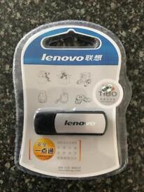 Flash Drive Pen Drive 256 GB Lenovo Brand New Never Used Sealed