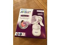 Phillips avent natural manual breast pump (reduced)
