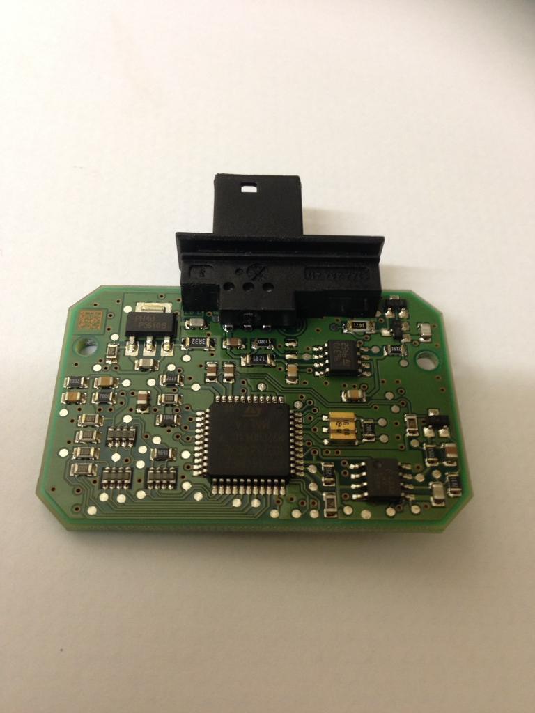 Auto Lights Rain Sensor For Vauxhall Astra Design In Detector Circuit Schematic Diagram