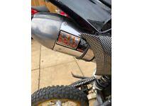 140cc pitbike