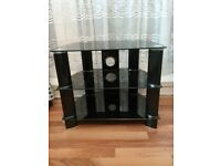 John Lewis TV Stand for TVs up to 40inch Black