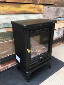 Swan electric fireplace & Hearth pad