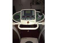 Tunturi Go treadmill - EXCELLENT condition!