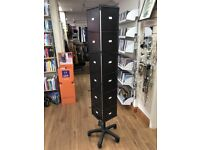 Shop Display Stand with Hooks