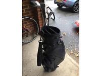 Used Maxfli golf bag