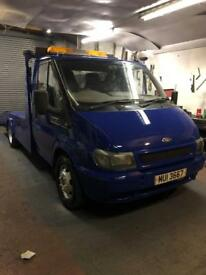 2002 ford transit recover ready for work psv 125bhp