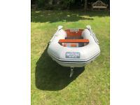 Wetline 230 Inflatable Dinghy Tender Boat Rib