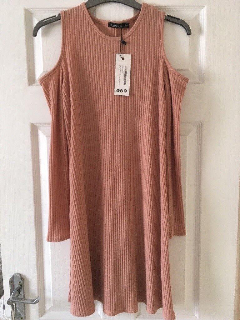 Boohoo size 10 dress *NEW*