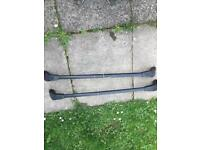 Roof bars Citroen Picasso 09