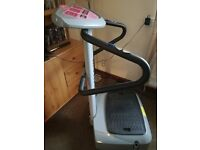 Fully Working Vibration Plate