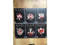 Buffy The Vampire Slayer DVD series
