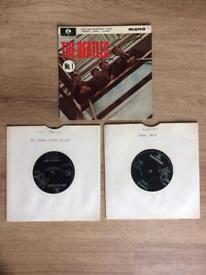 Selection of original records