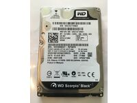 320gb Western Digital Hard