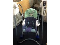 REDUCED PRICE!!!!! Baby Musical chair / Swing