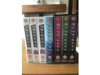 Friends VHS selection