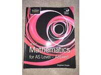 WJEC Mathematics for AS Level- Applied